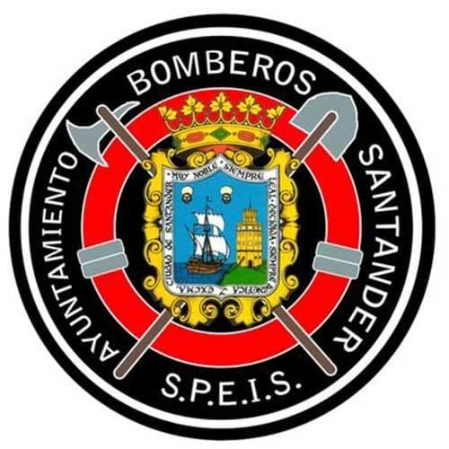 Bomberos de Santander Logotipo