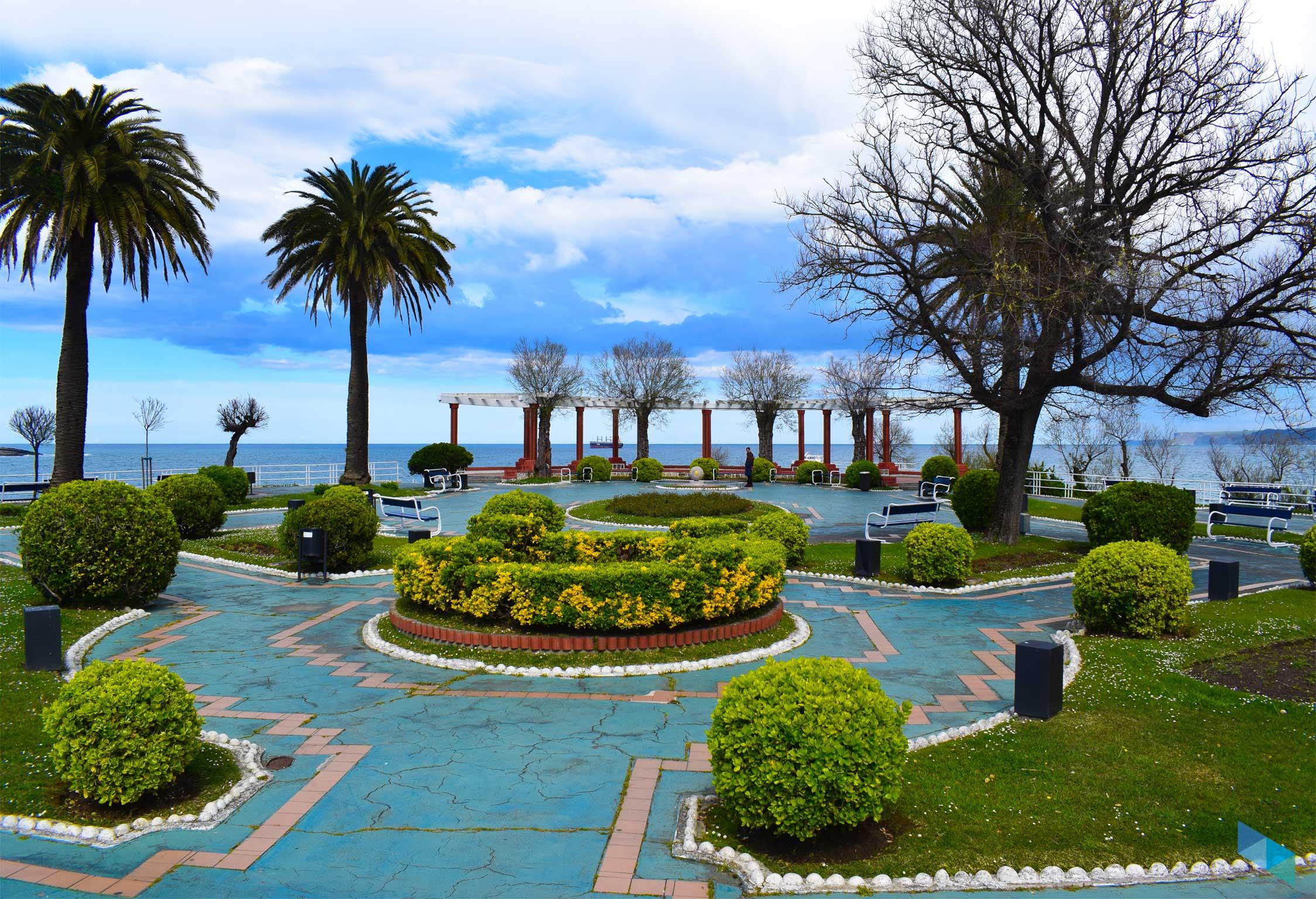 Los Jardines de Piquío vistas panoramica