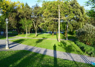 Parque de la Marga caminitos