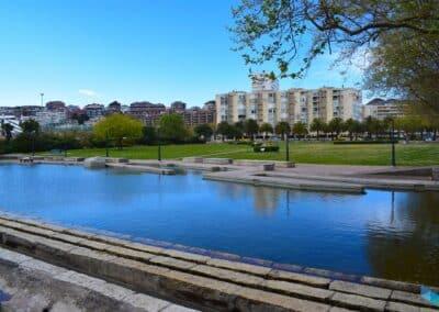 Parque de Mesones fuentes