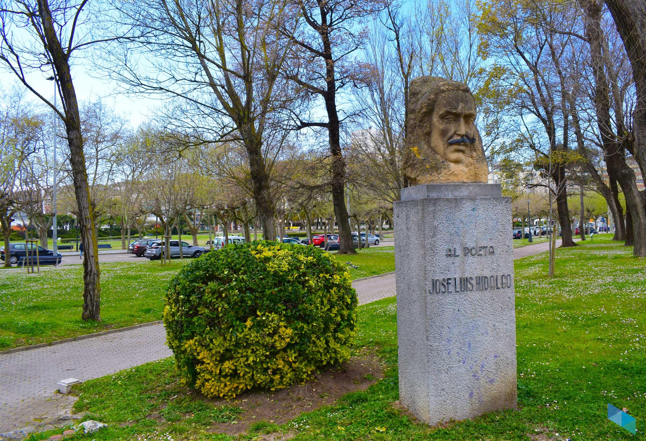 Parque de Mesones poeta