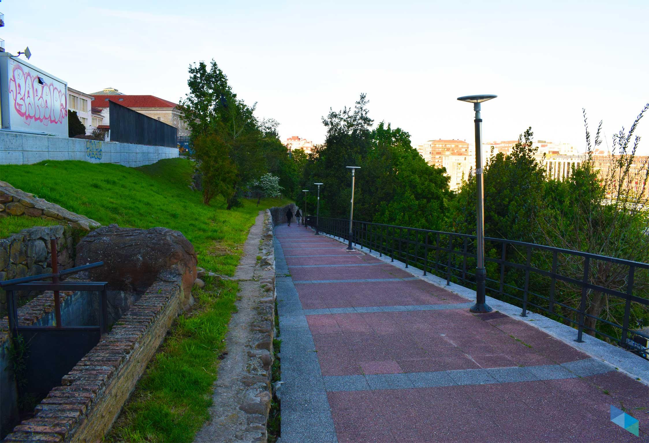 Parque del agua Santander entrada