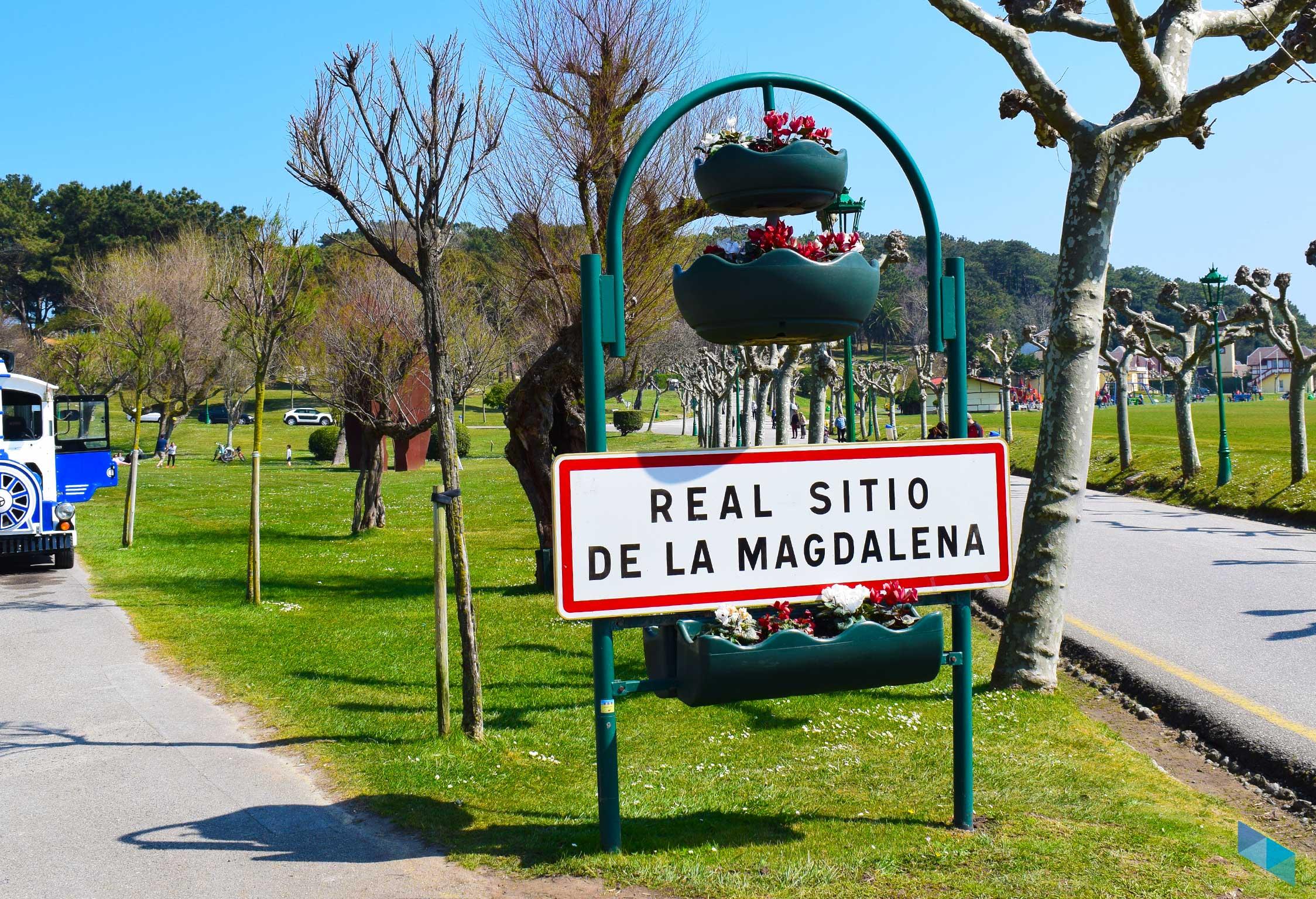 Península de la Magdalena Primer Cartel