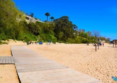 Playa de los Peligros Santander