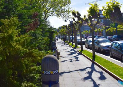 Avenida reina victoria Santander