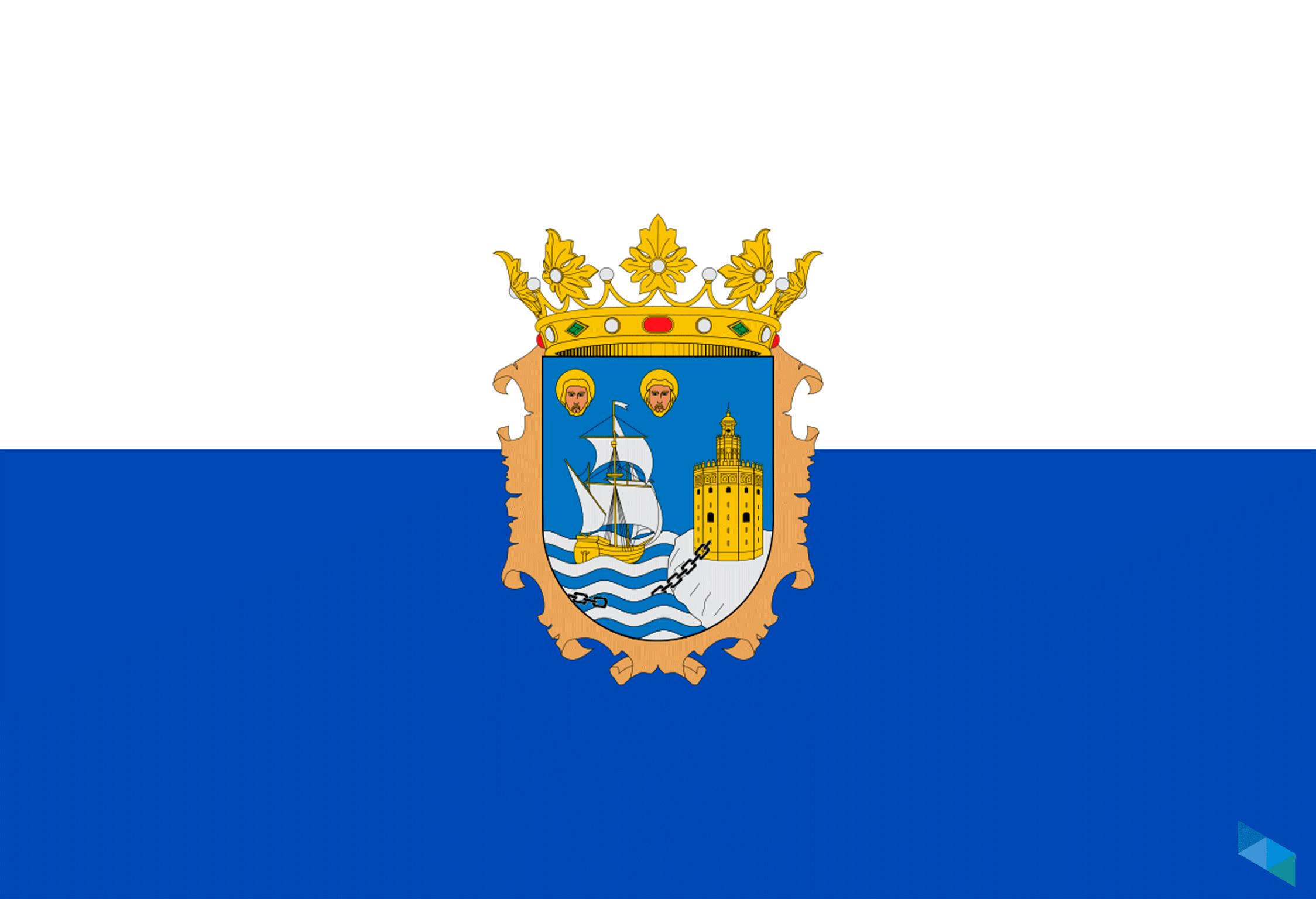 Bandera de Santander