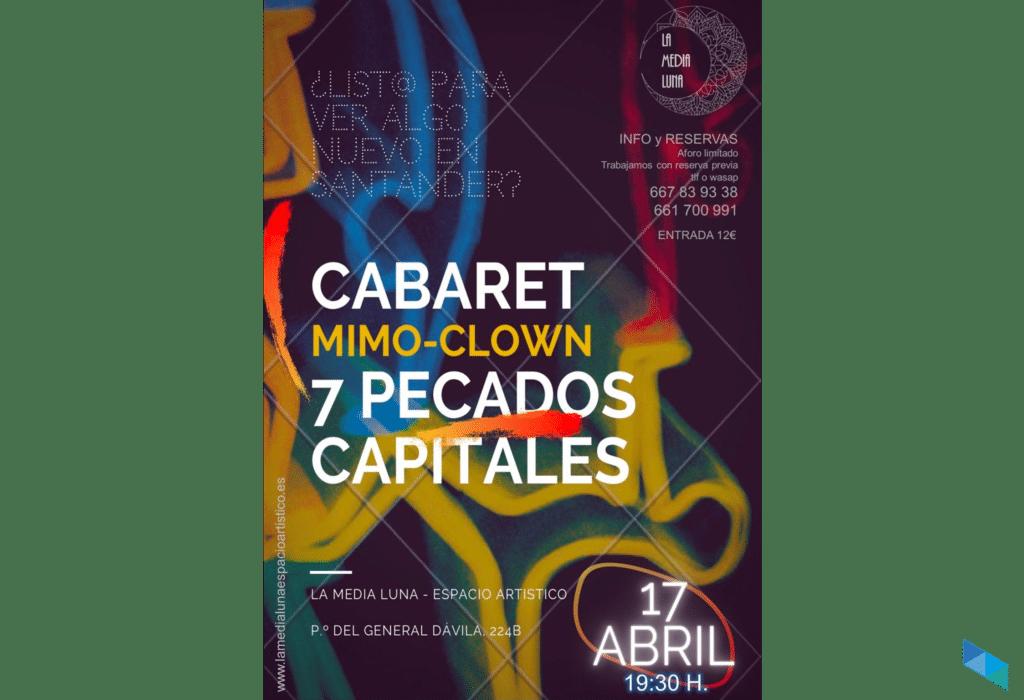 "Cabaret ""7 Pecados Capitales"""