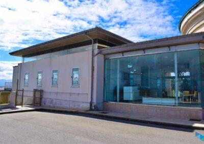 Centro de arte de cabo Mayor