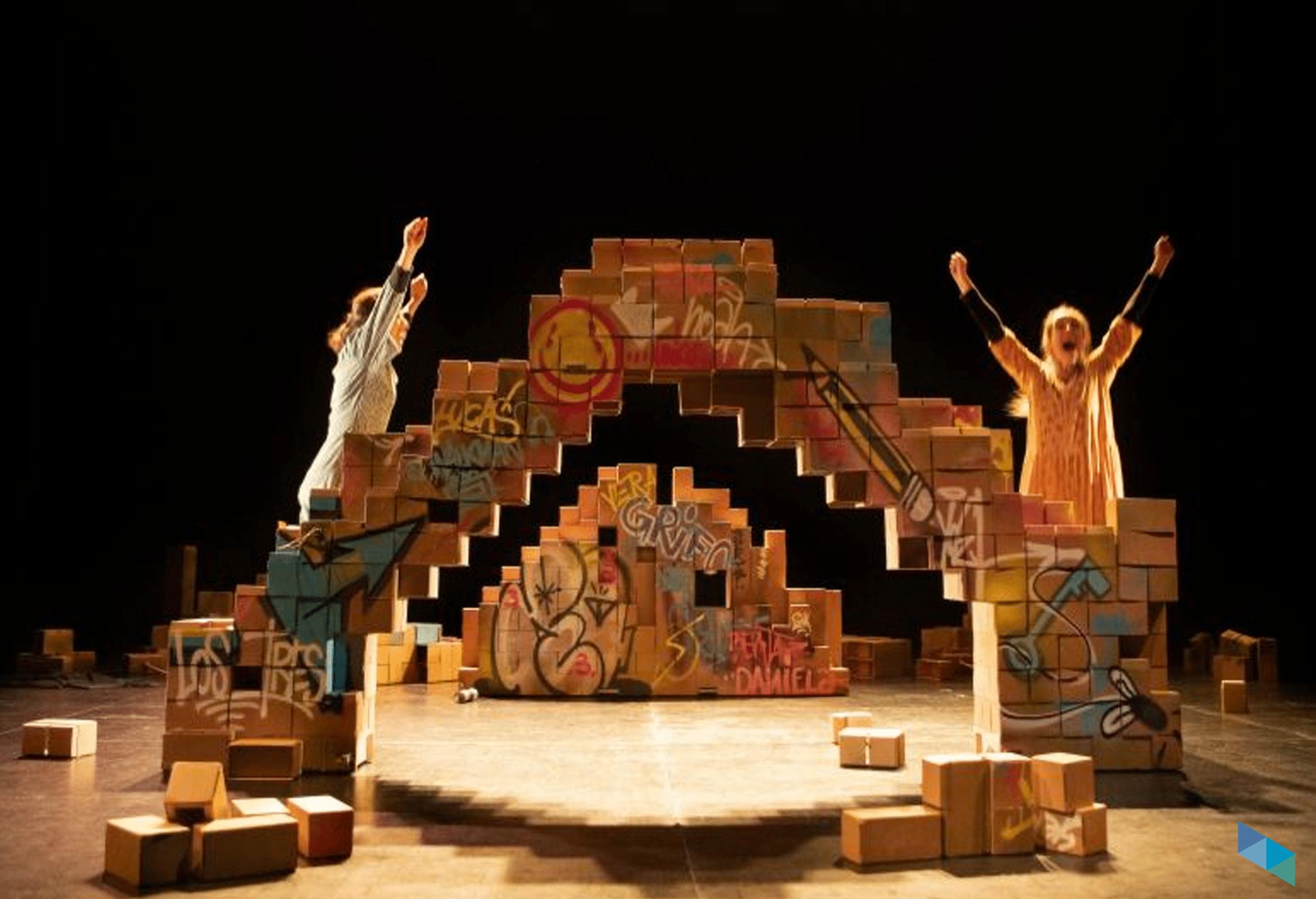"""Del otro lado"", teatro infantil"