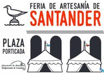 Feria de Artesanía en Santander
