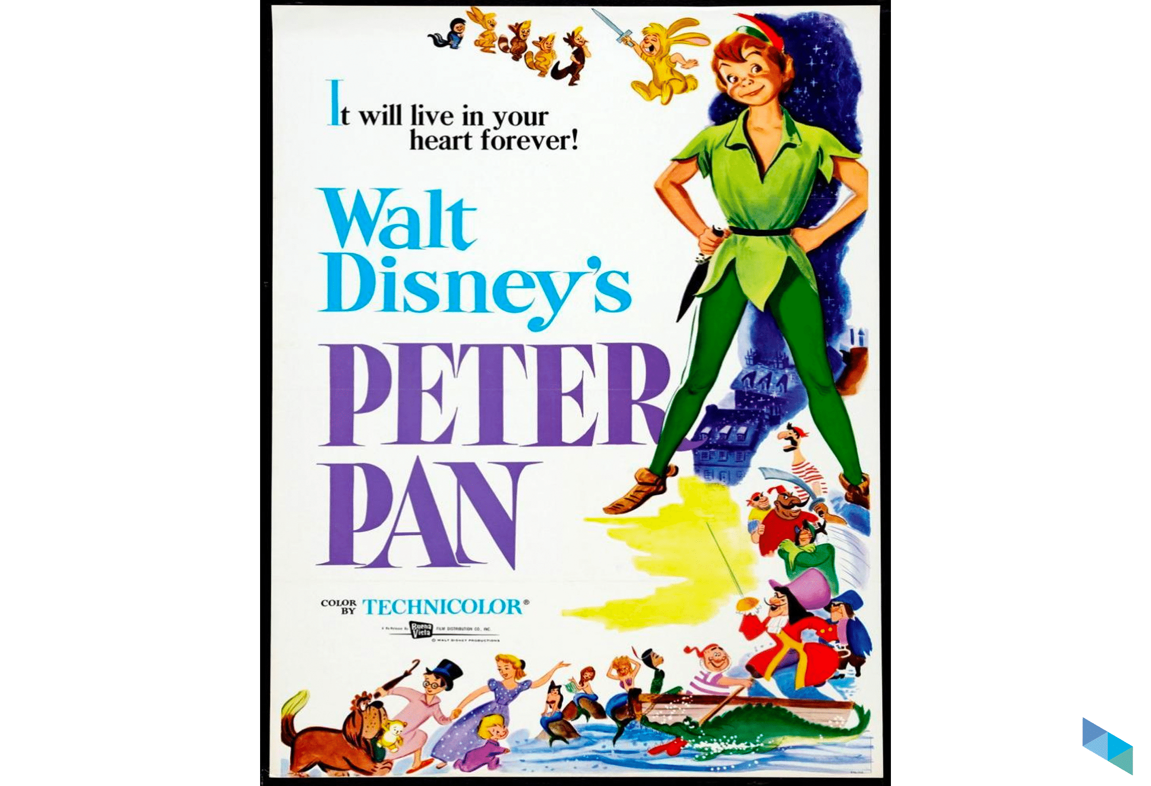 "El clásico ""Peter Pan"" en Filmoteca Junior"