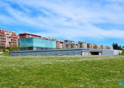 Escenario de Santander