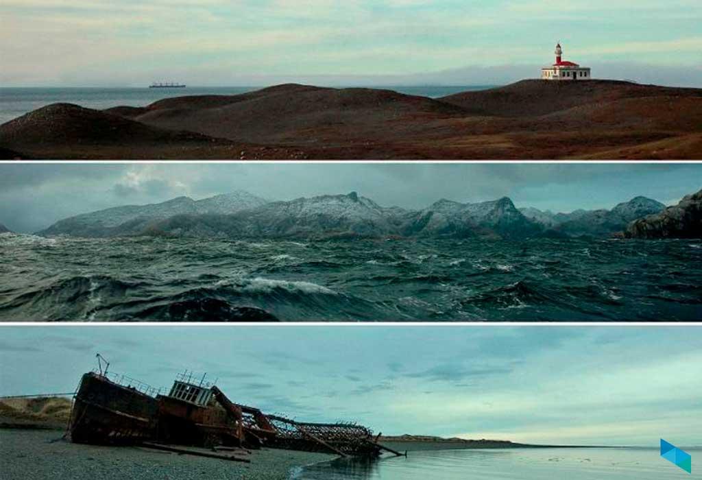 Estrecho de Magallanes: la frontera de agua