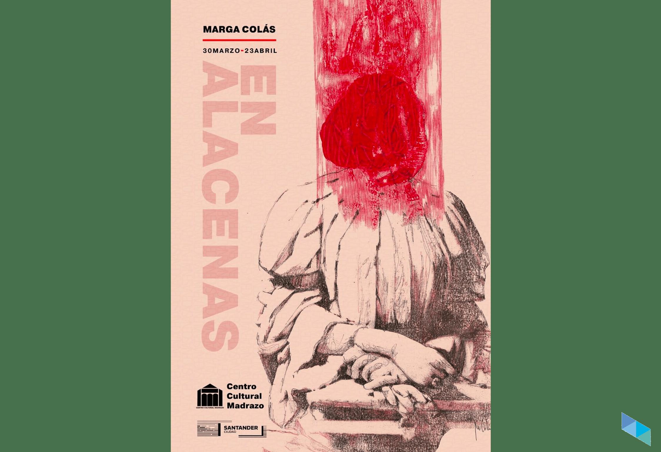 """Exposición de dibujo y collage """"En alacenas"""""""