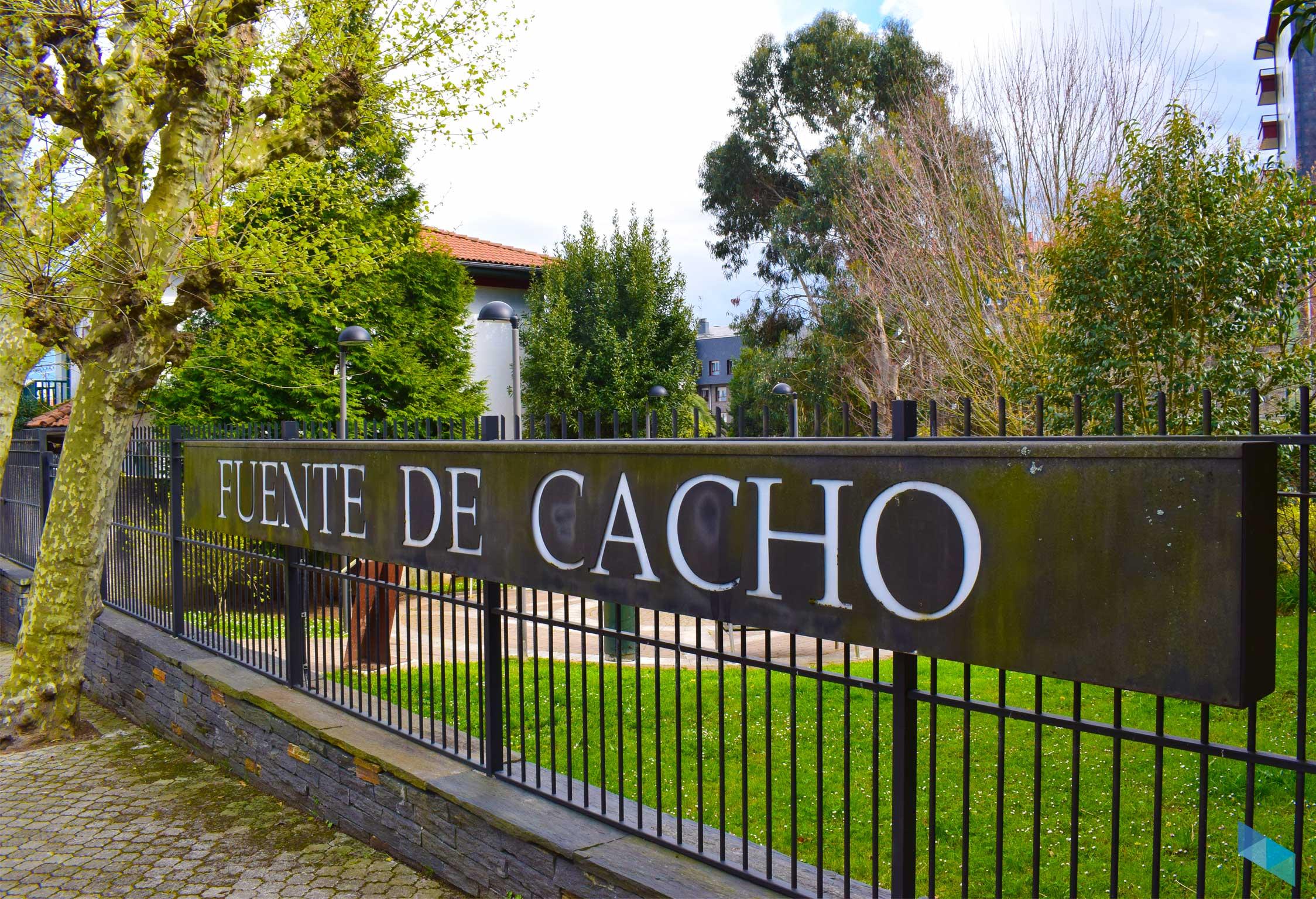 Fuente de Cacho