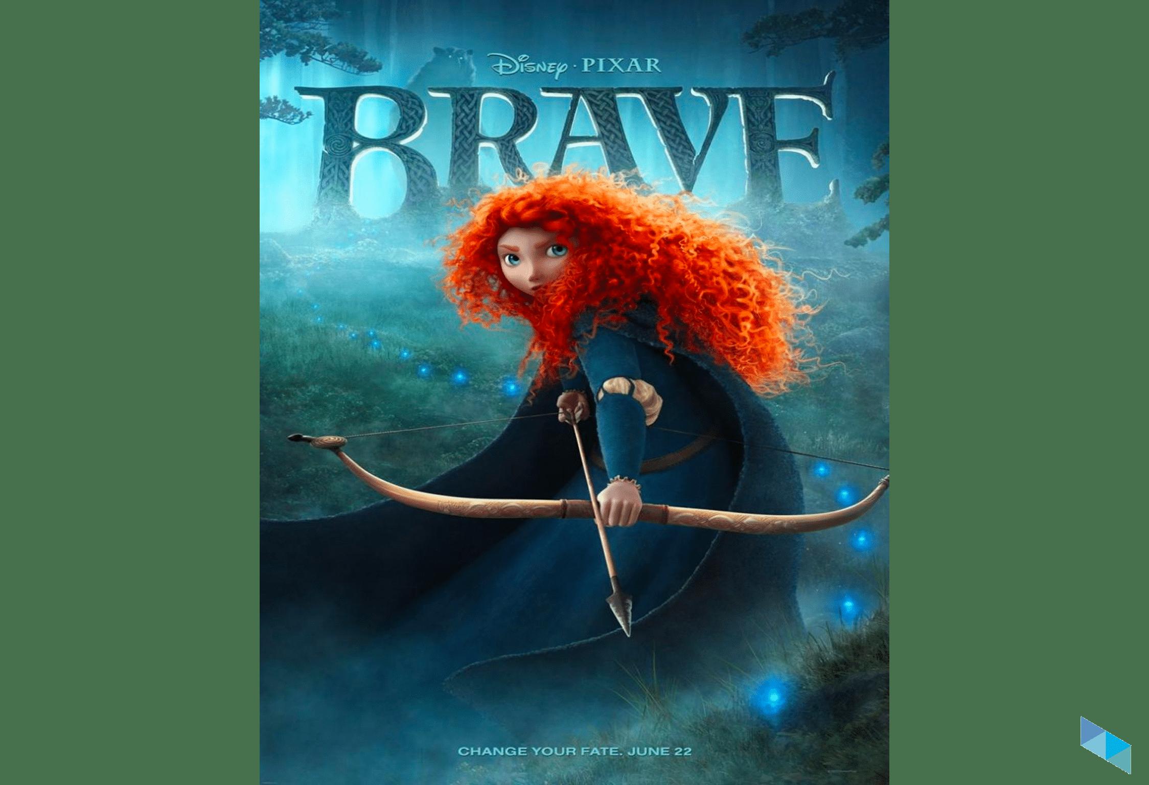"""La Filmoteca Junior proyecta """"Brave"""""""