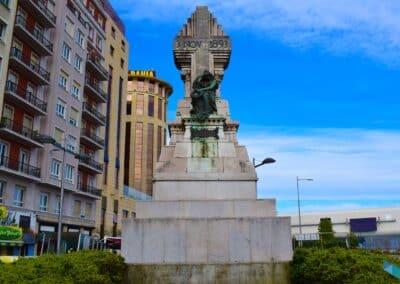 Monumento Cabo Machichaco