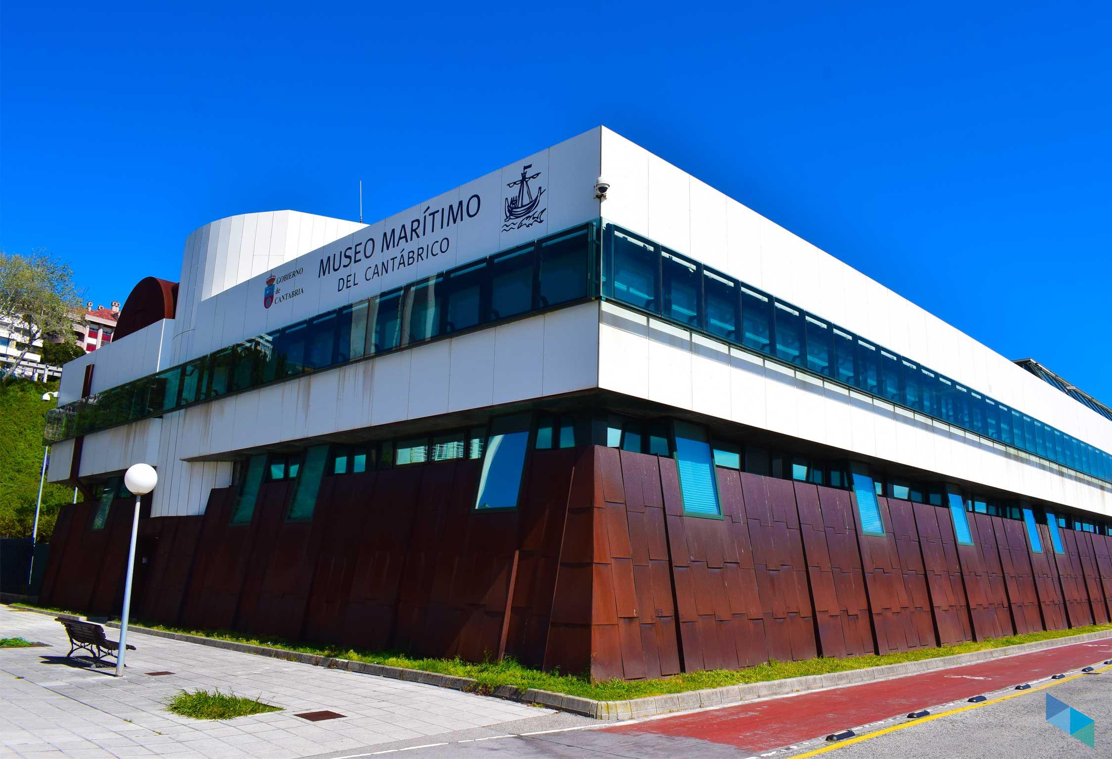 Museo Marítimo Santander costado
