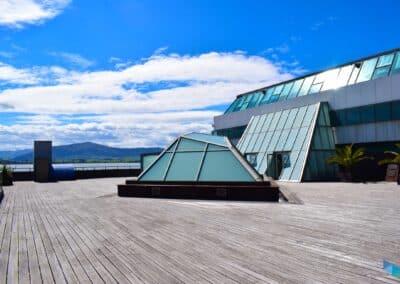 Museo Marítimo Santander cupula