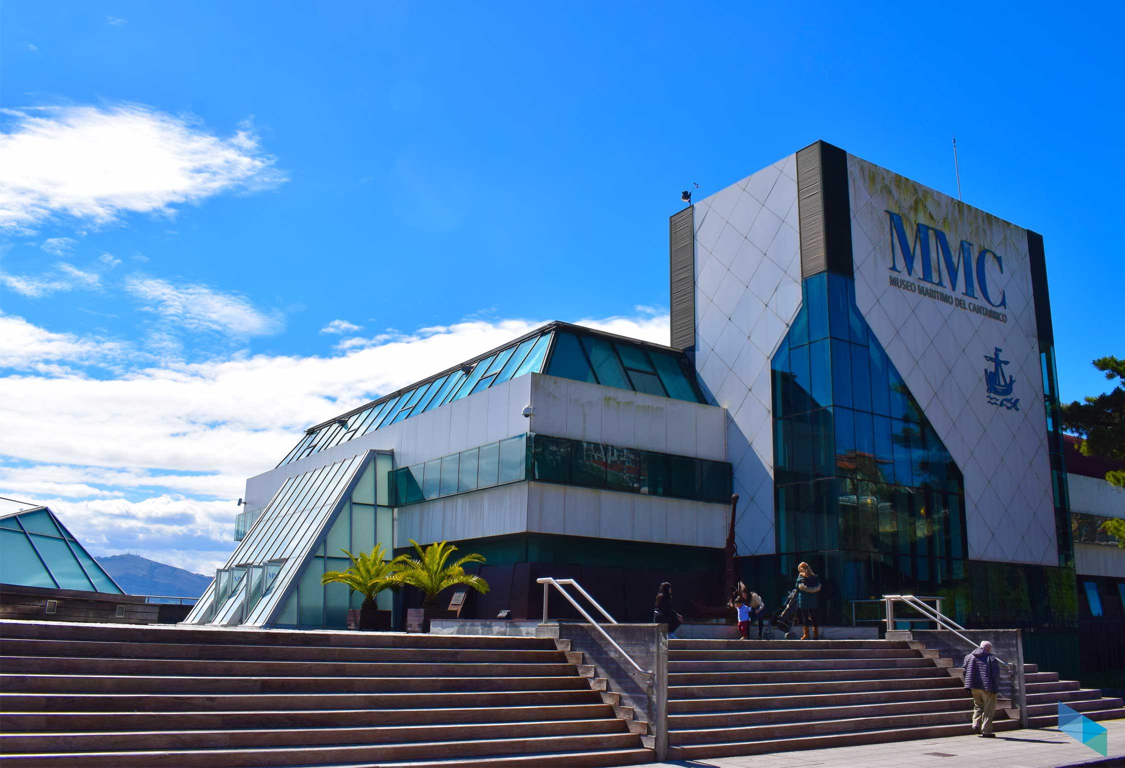 Museo Marítimo Santander de frente