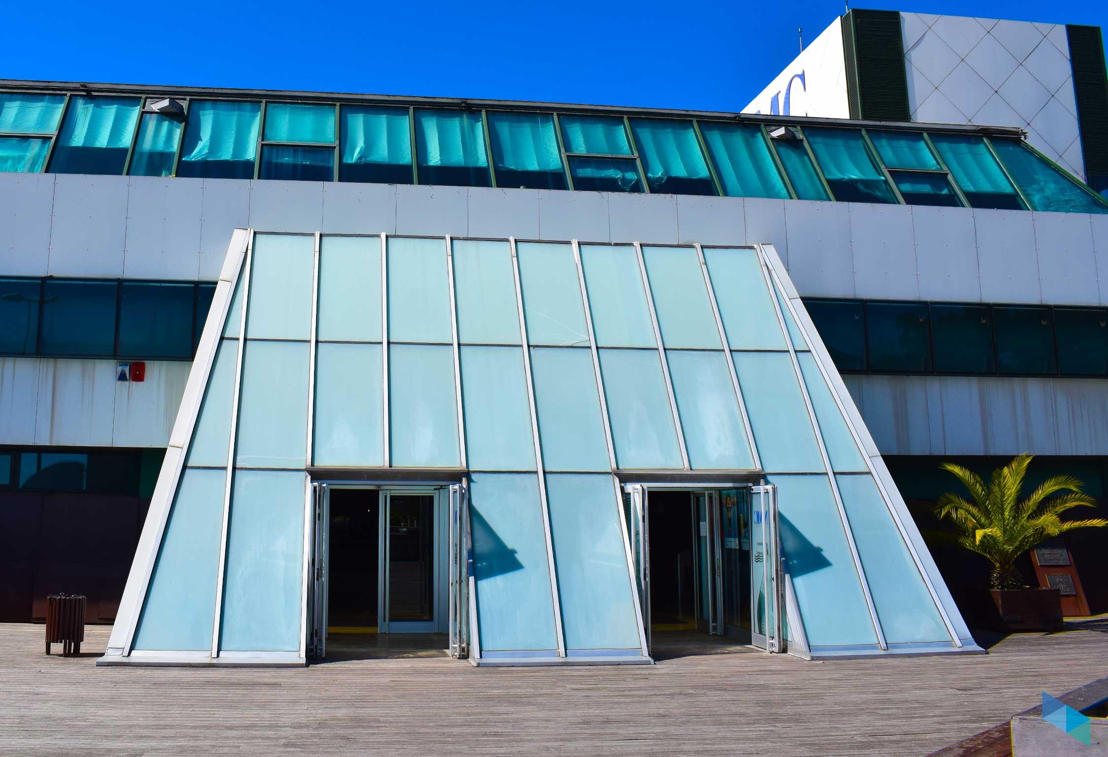 Museo Marítimo Santander entrada