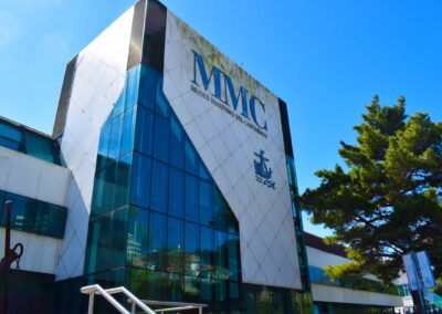 Museo Marítimo Santander fachada