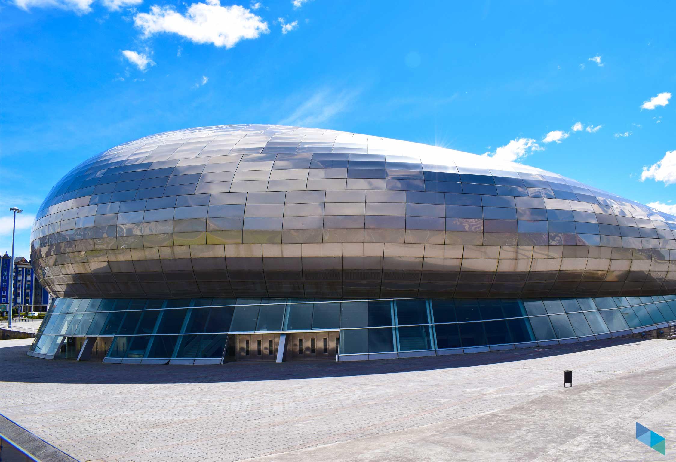 Palacio de deportes