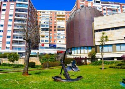 Planetario de Santander ancla