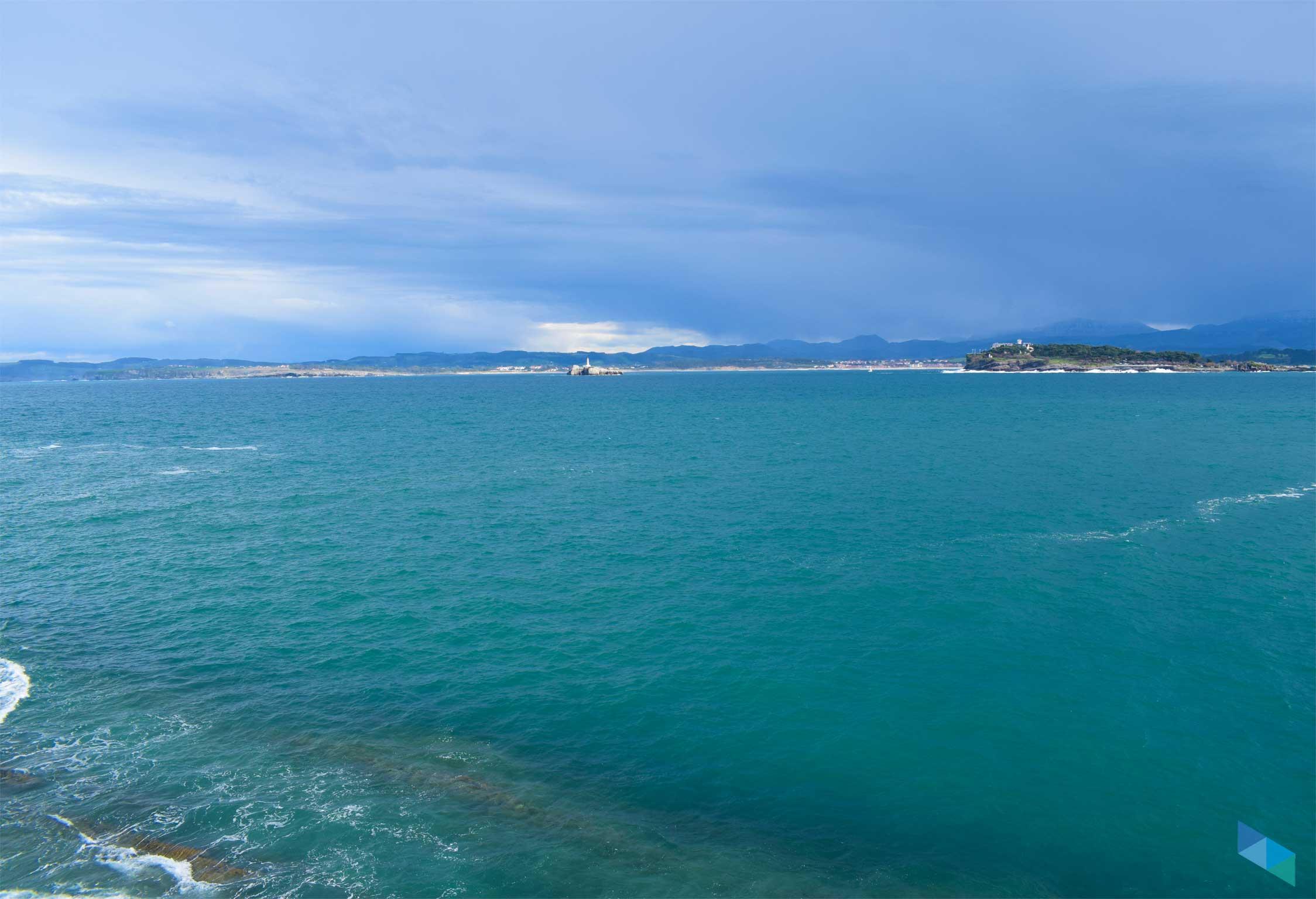 Playa de los Molinos vistas