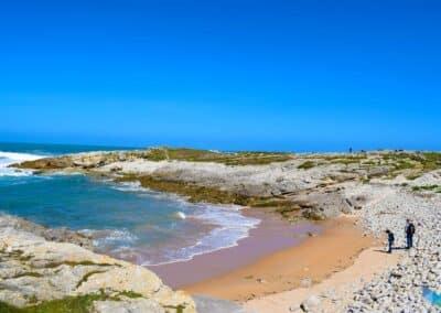 Playa de Rosamunda al completo