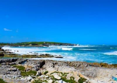 Playa de Rosamunda rocas