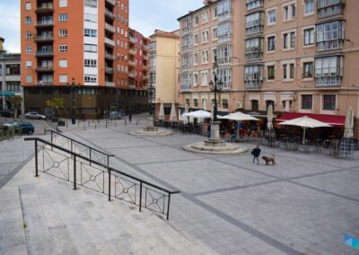 Plaza de Cañadio