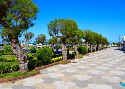 Plaza de Italia antigua