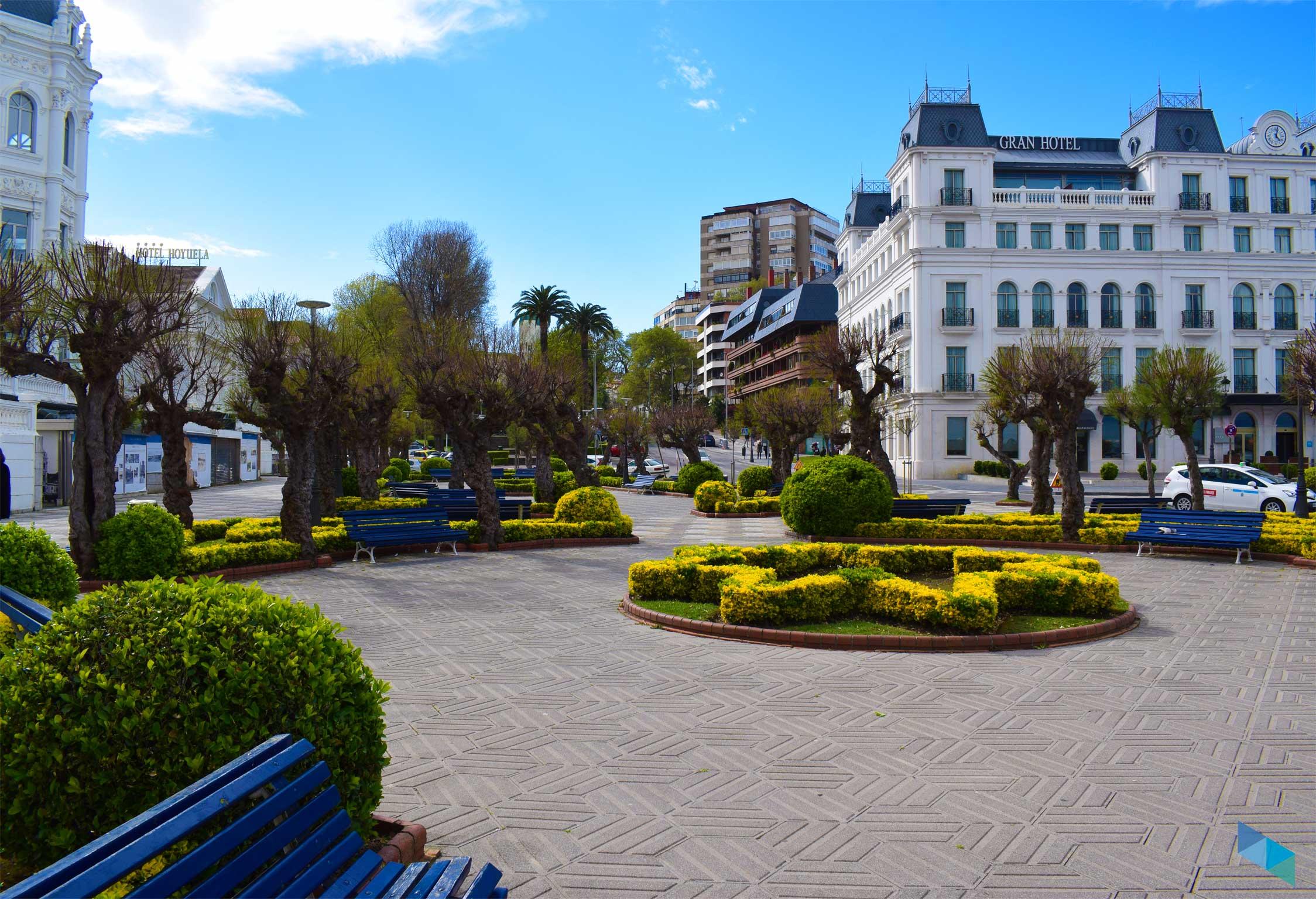Plaza de Italia