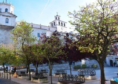 Plaza de las Atarazanas verano