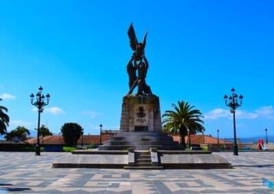 Plaza de Méjico