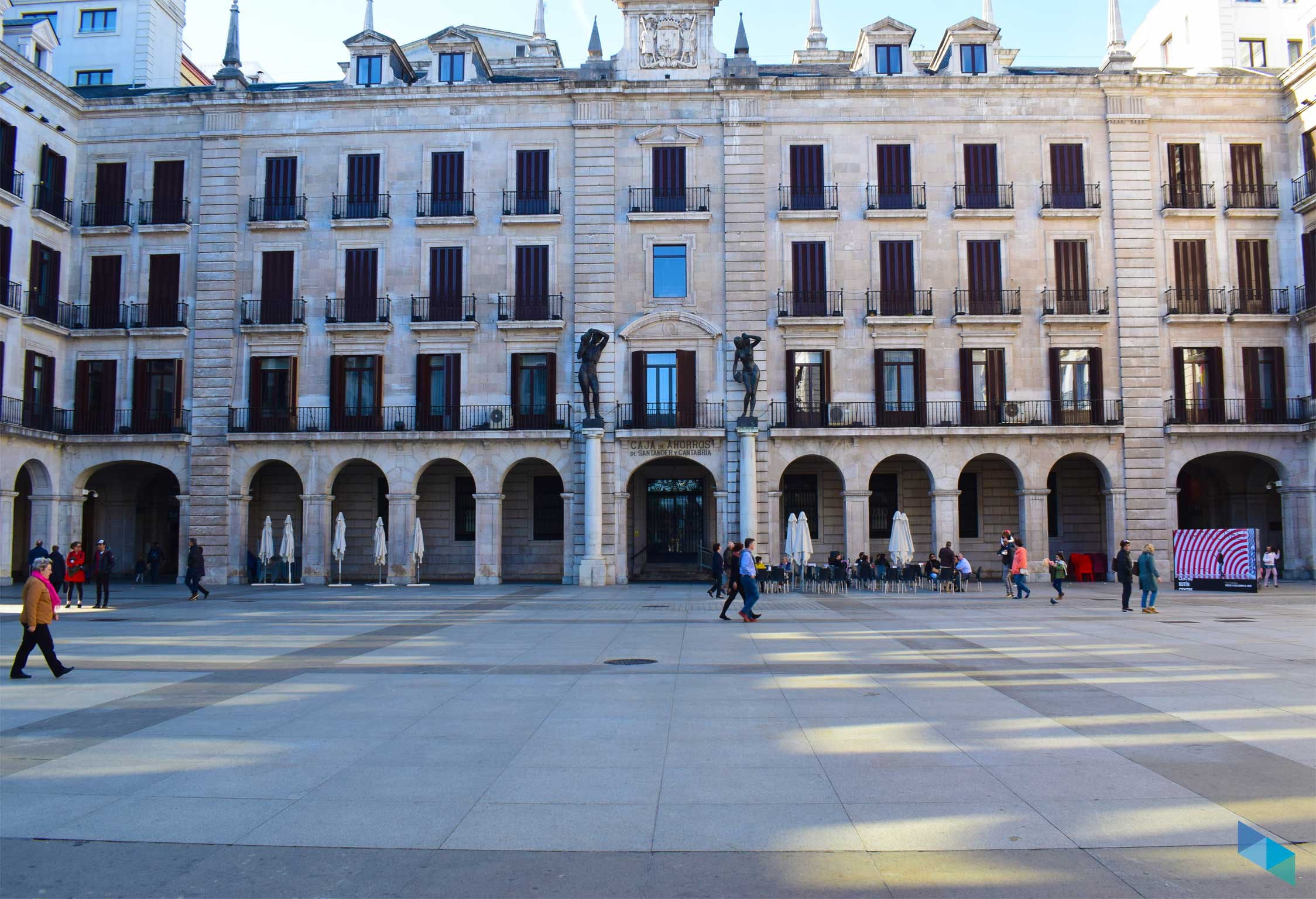 Plaza de Velarde