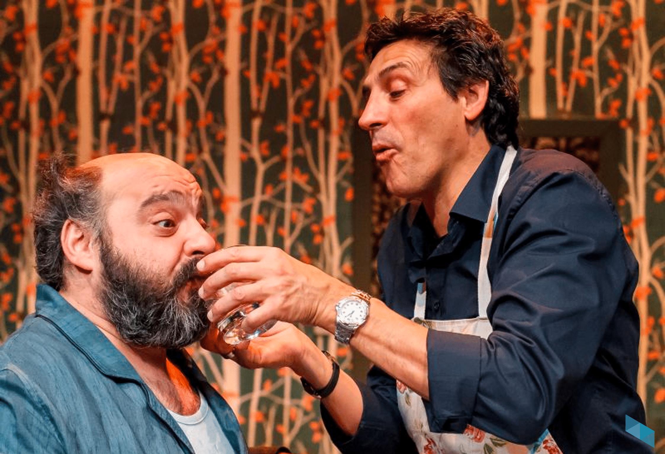 """""""Pulgarcito"""", en la versión de Teatro Paraíso"""