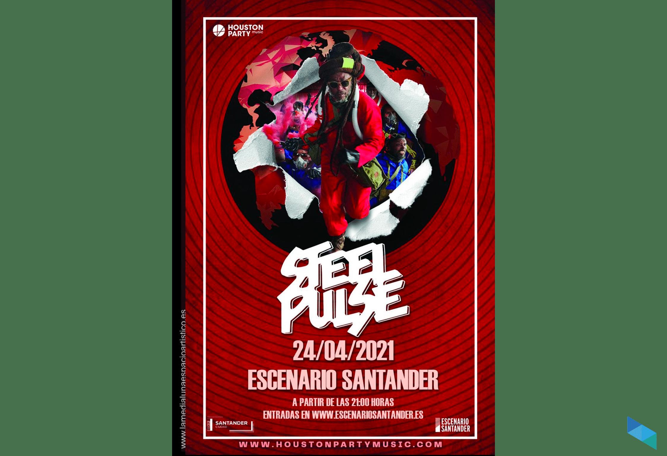 Steel Pulse, leyendas vivas del reggae