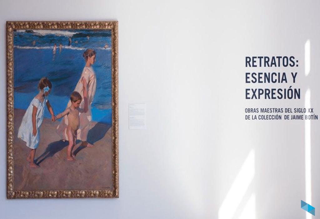 """Visita comentada a la exposición """"Retratos: esencia y expresión"""""""