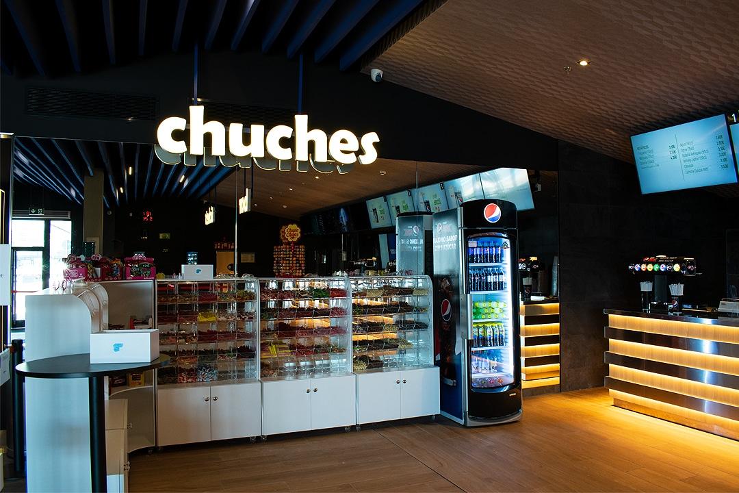 chuches Ocine Santander