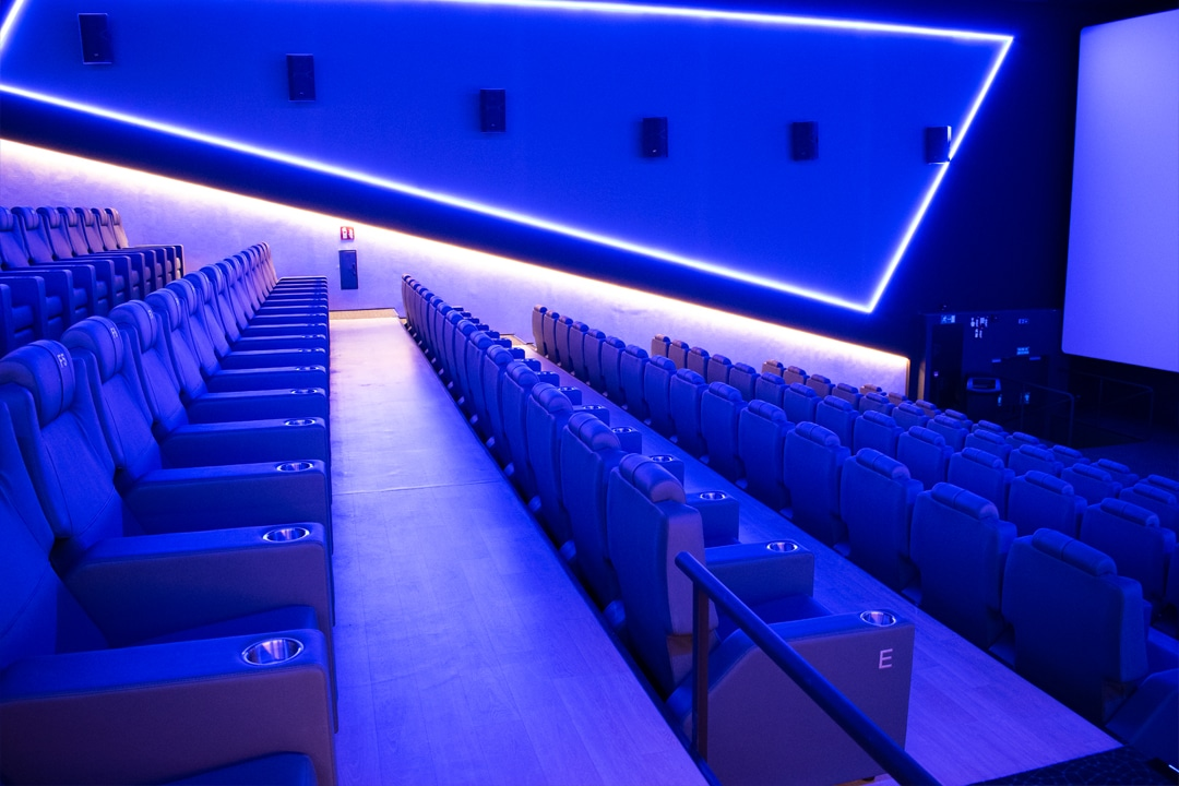 Sala de cine Ocine Santander