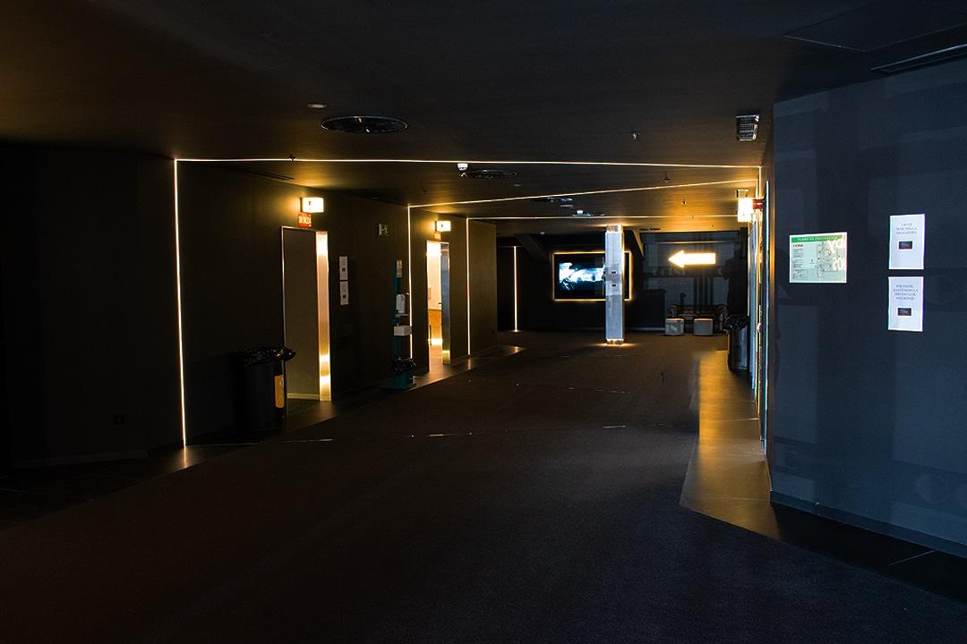 pasillos Ocine Santander