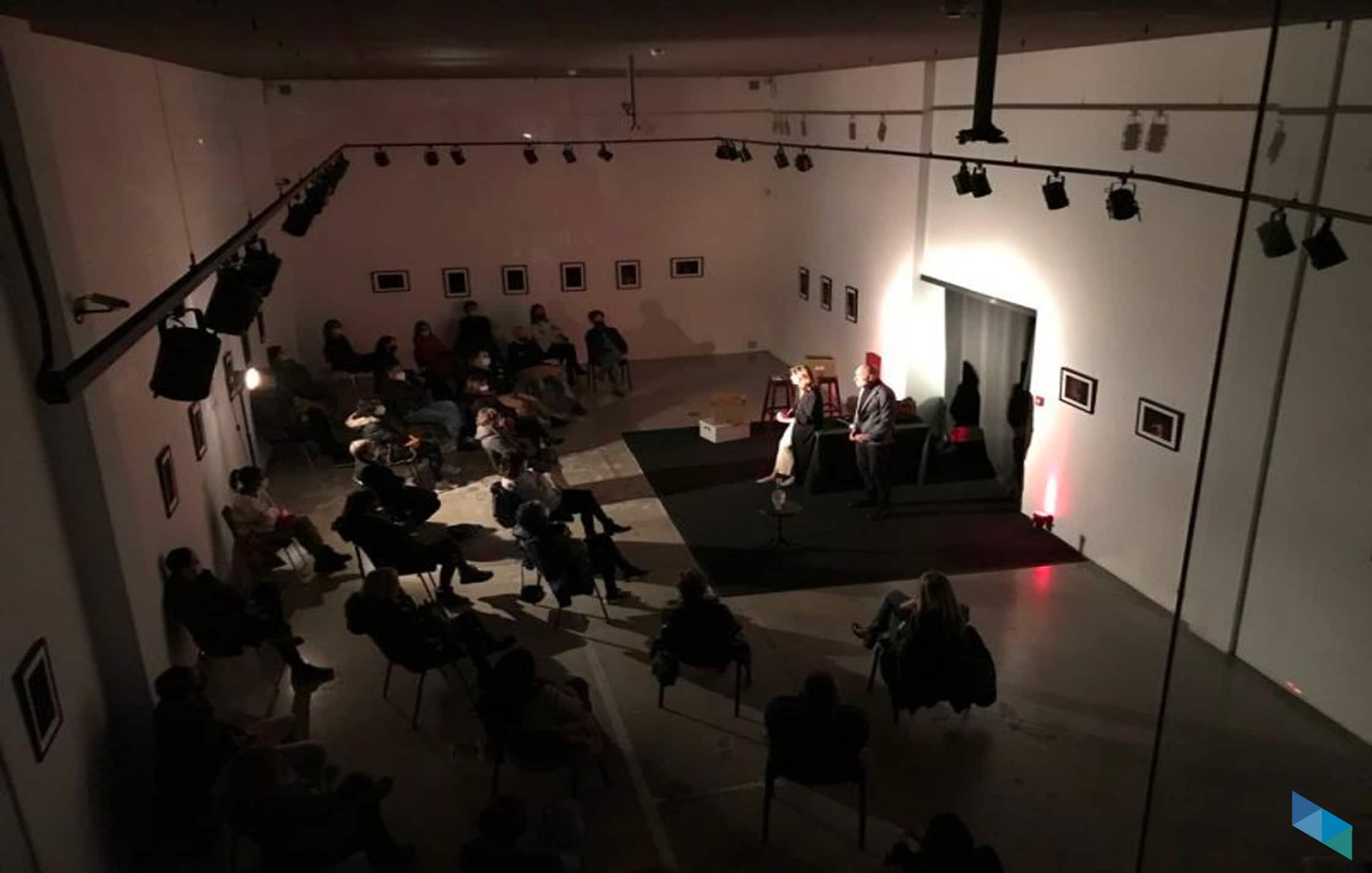 Jueves de Microteatro con el Estudio para Actores Rosa Casuso