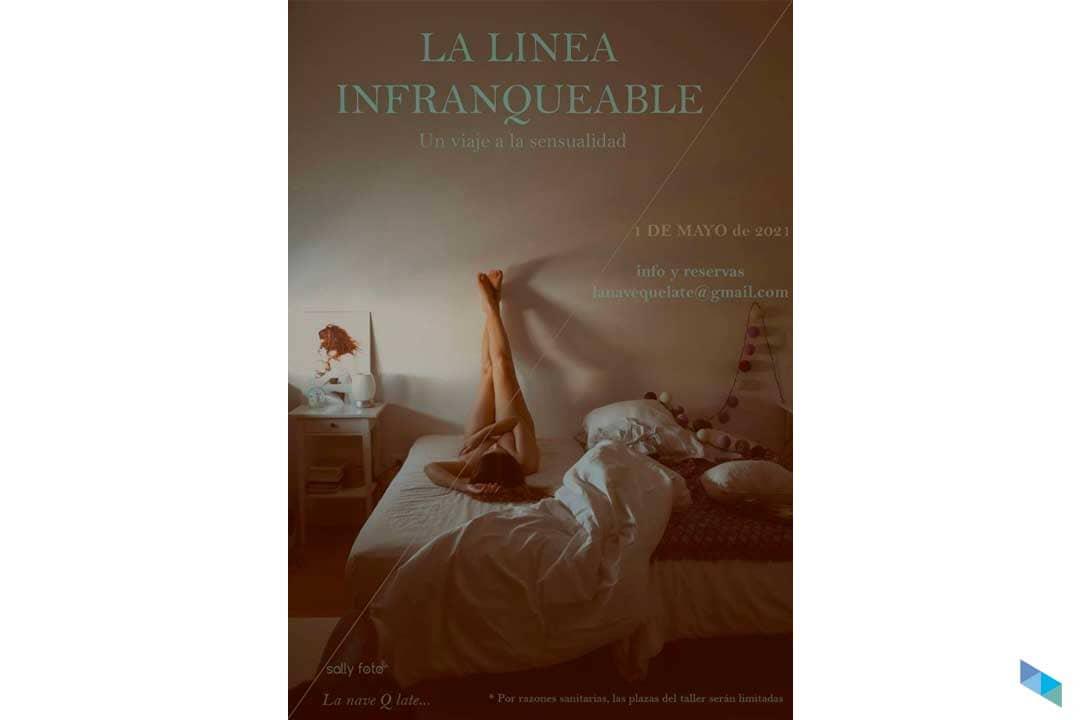 """""""La línea infranqueable"""", taller fotográfico con Sally Foto"""
