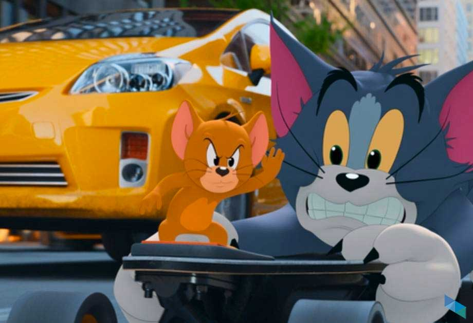 Tom y Jerry (2021)