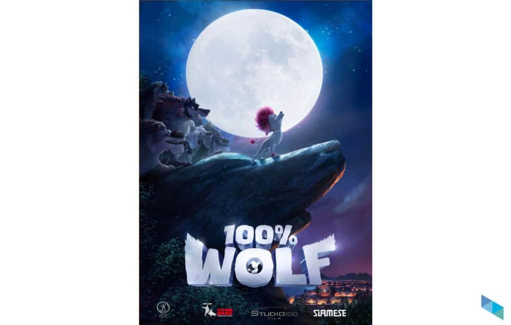 """""""100% Wolf: Pequeño gran lobo"""" en Filmoteca Junior"""