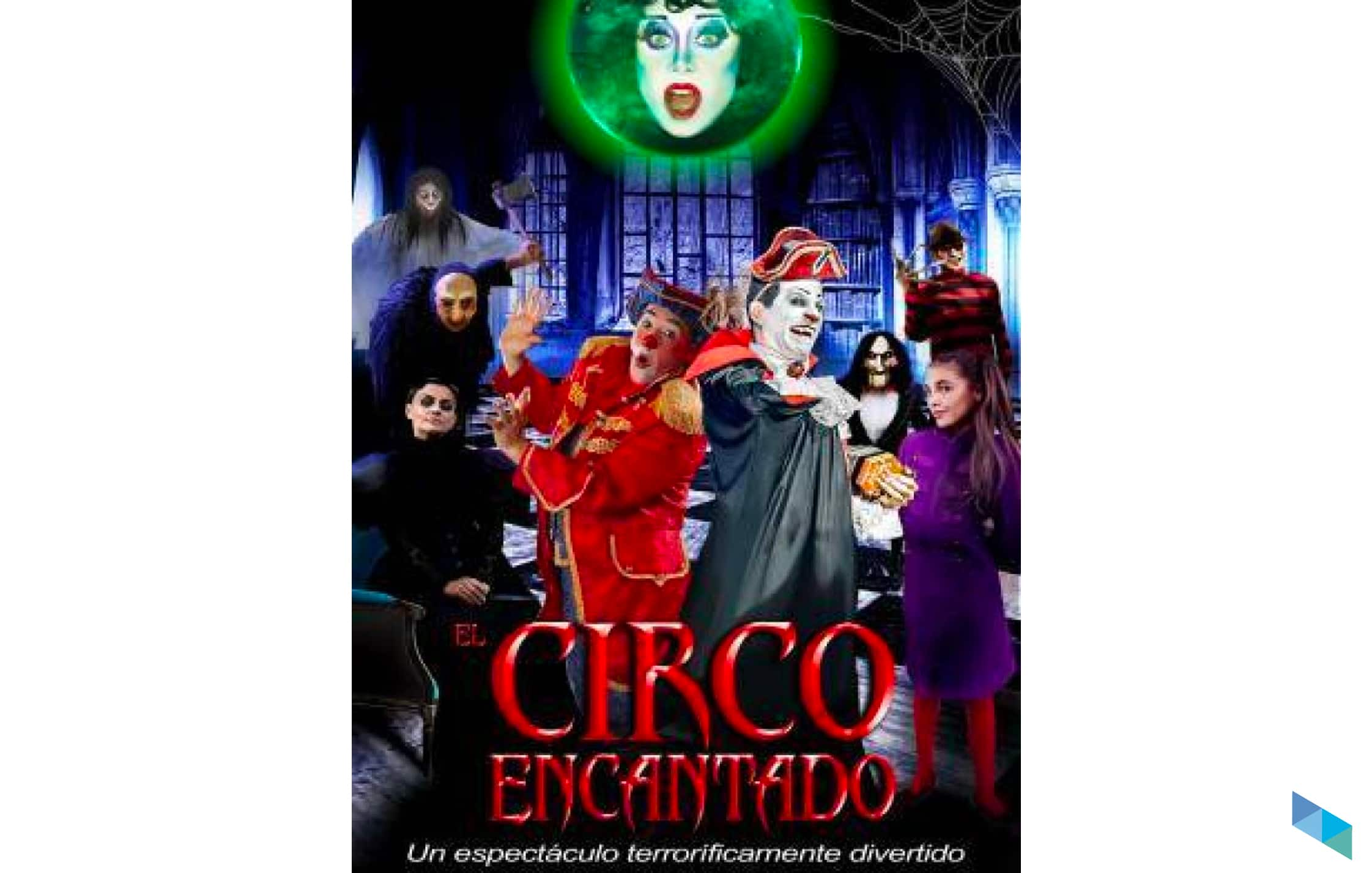 El Circo Encantado llega a Santander