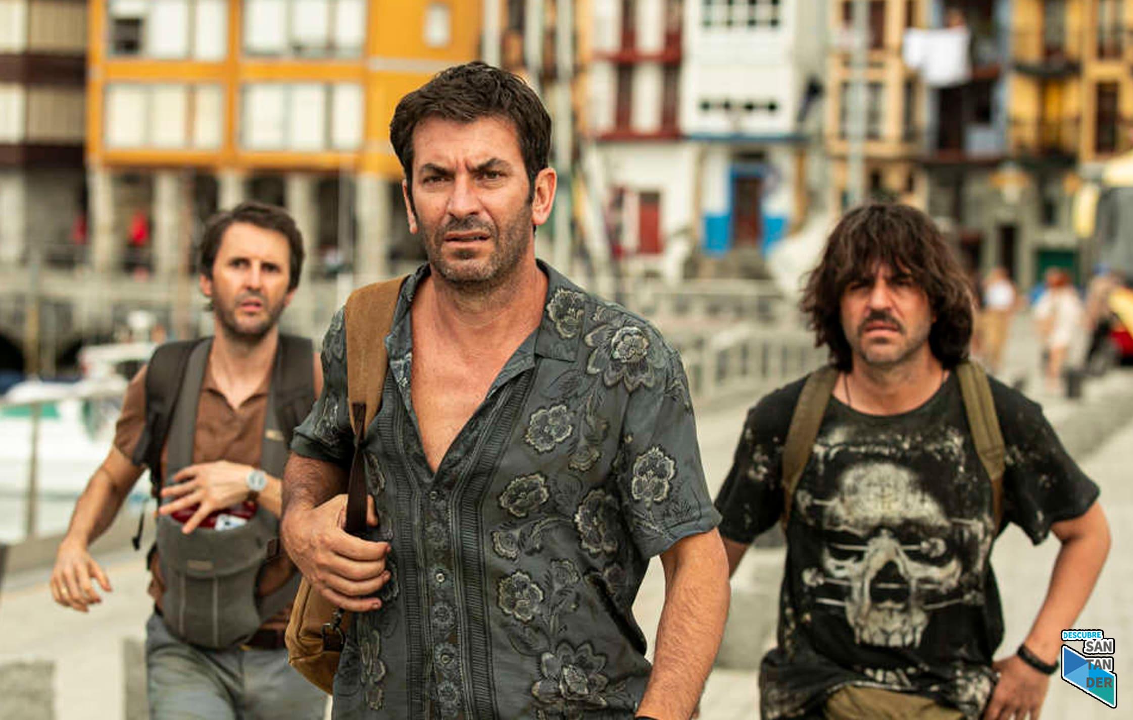 Descarrilados - Cartelera del cine en Santander hoy