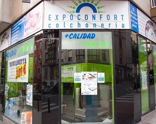 Expoconfort Colchonería Santander